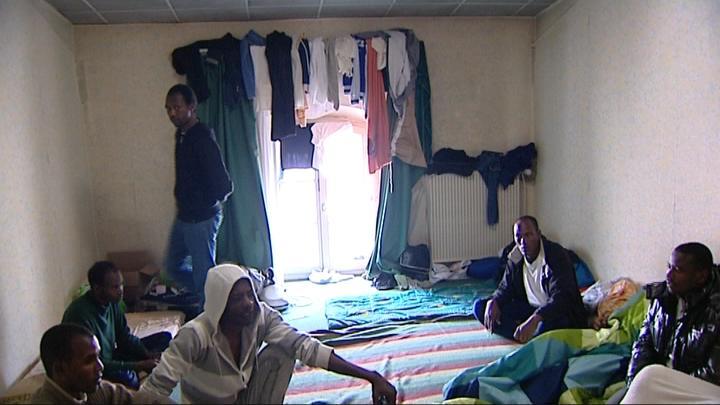 Dijon nombre croissant de demandeurs d 39 asile france for Espace famille fontaine les dijon