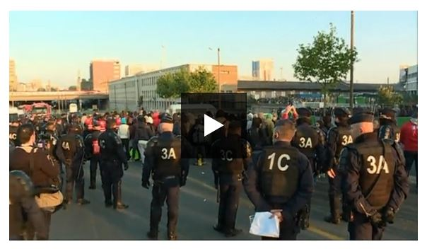 video france info evacuation