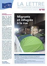 Lettre de l'asile et de l'intégration n°90