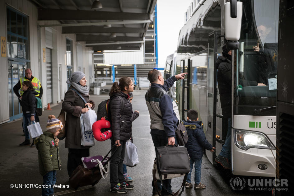 Photo Allemagne UNHCR Goldon Welters