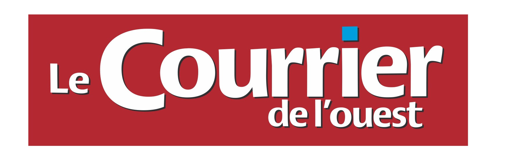 LOGO LE COURRIER DE LOUEST