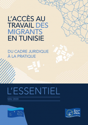 th Pages de L acc s au travail des migrants en Tunisie Terre d Asile Tunisie